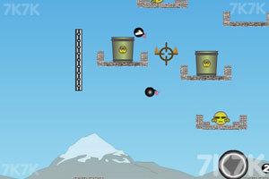 《大炮轰小人》游戏画面9