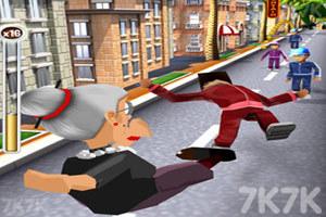 《愤怒奶奶玩跑酷2》游戏画面5