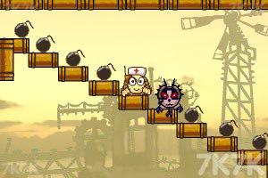 《大炮轰小人3》游戏画面8