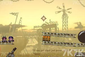 《大炮轰小人3》游戏画面5