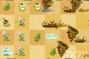 《植物大战沙暴》游戏画面8