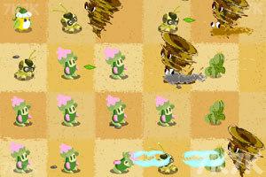 《植物大战沙暴》游戏画面9