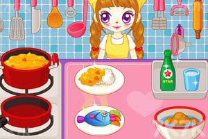 《阿sue做营养快餐》游戏画面10