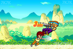 《炎龙传说1.0无敌版》游戏画面3