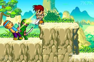 《炎龙传说1.0无敌版》游戏画面6