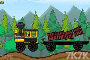 《装卸运煤火车》游戏画面7