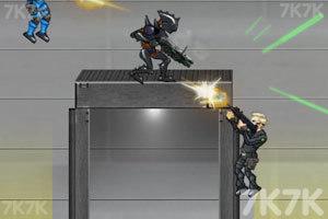 《狙击外星人部队》截图5
