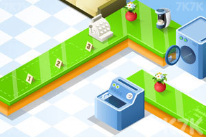 《经营洗衣店》游戏画面2