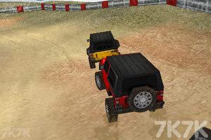 《3D吉普车越野赛》游戏画面3