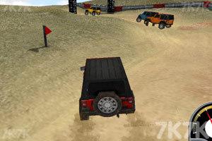 《3D吉普车越野赛》游戏画面4