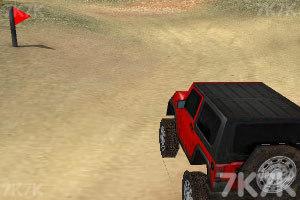 《3D吉普车越野赛》游戏画面8