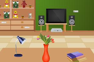 《逃离精致客厅》游戏画面1