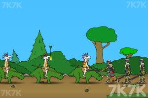 《战争进化史修改版》游戏画面5