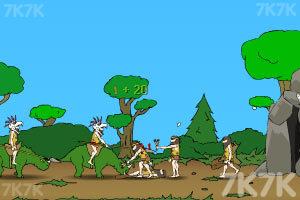 《战争进化史修改版》游戏画面3