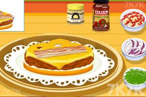 《泰莎做漢堡》游戲畫面9