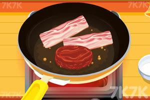 《泰莎做漢堡》游戲畫面8