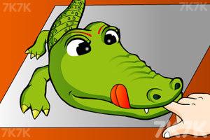 《给小鳄鱼拔牙》截图9