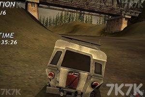 《狂野吉普赛车》游戏画面3