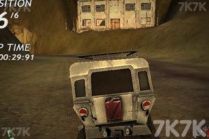 《狂野吉普赛车》游戏画面10