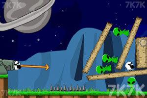 《绵羊大战外星人》游戏画面9