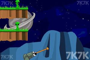 《绵羊大战外星人》游戏画面4