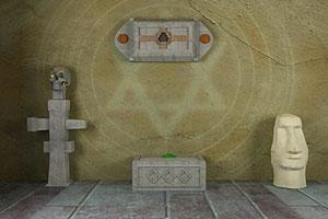 《被诅咒的城堡逃生》游戏画面1