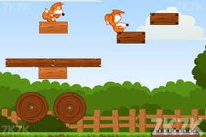 《将狐狸送进陷阱》游戏画面1