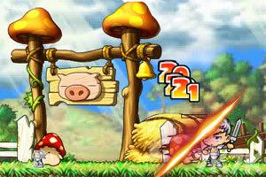 《冒险王双人版》游戏画面4