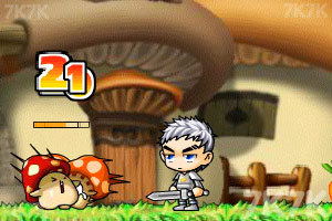 《冒险王神兵传奇》游戏画面7