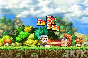 《冒险王神兵传奇》游戏画面10