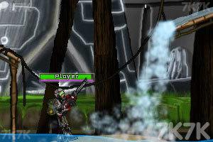 《未来战士2》截图5