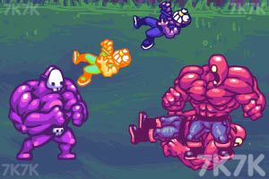 《狂扁街头恶霸》游戏画面8