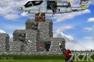 《猩猩大战外星人》游戏画面4