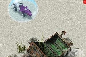 《鲨鱼火箭车》游戏画面6