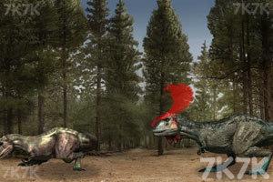 《恐龙格斗》游戏画面4