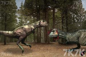 《恐龙格斗》游戏画面7