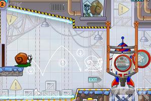 《蜗牛寻新房子4太空版》游戏画面8