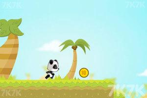 《熊猫吃金币》截图7