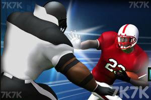 《橄榄球快速达阵3》游戏画面1