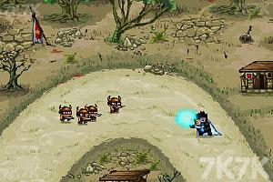 《入侵者之战2中文版》游戏画面7
