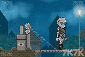 《蒸汽机器人历险记》游戏画面5