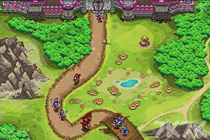 《城堡守卫风暴》游戏画面9