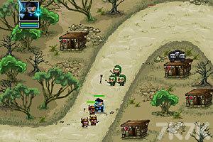 《入侵者之战2凯撒大帝无敌版》游戏画面9