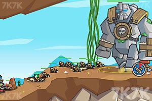 《巨人之战无敌版》游戏画面9