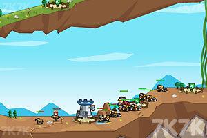 《巨人之战无敌版》游戏画面3