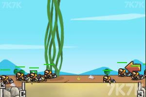 《巨人之战无敌版》游戏画面4