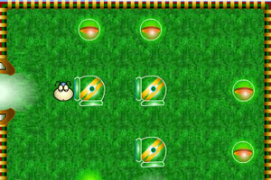 《小蚂蚁水管历险》游戏画面1