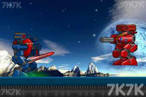 《机器人大对战》游戏画面7