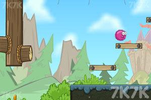 《卷毛球冒险3》游戏画面7