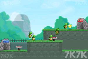 《动物园逃亡》游戏画面5